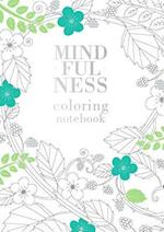 Mindfulness Coloring Notebook af Holly MacDonald