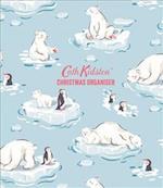 Cath Kidston Snowman Christmas Organiser