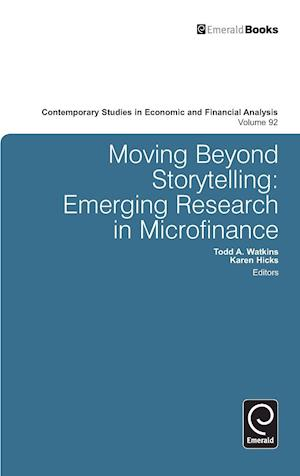 Moving Beyond Storytelling: Emerging Research in Microfinance