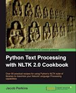 Python Text Processing with NLTK 2.0 Cookbook af Jacob Perkins