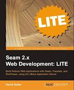 Seam 2 Web Development: LITE af David Salter
