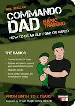 Commando Dad af Neil Sinclair