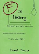 F in History af Richard Benson