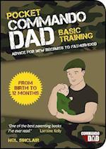 Pocket Commando Dad af Neil Sinclair