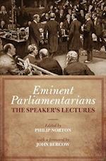 Eminent Parliamentarians af Philip Norton