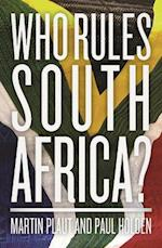 Who Rules South Africa? af Martin Plaut, Paul Holden