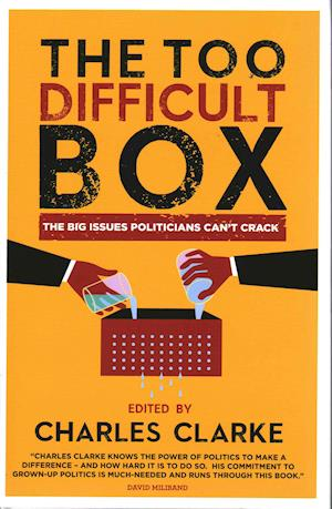 Too Difficult Box