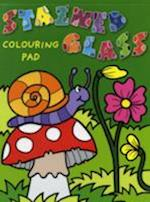 Snail Colouring Pad (Stain Glass Colouring)