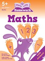 Maths 5+ (Help with Homework S)