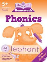 Phonics 5+ (Help with Homework)