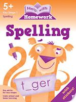 Spelling 5+ (Help with Homework S)