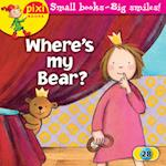 Where's My Bear? (Pixi, nr. 28)