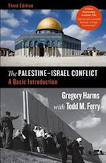 Palestine-Israel Conflict af Gregory, Ferry, Todd M Harms