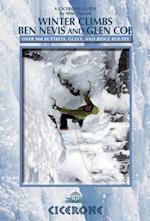 Winter Climbs Ben Nevis and Glen Coe