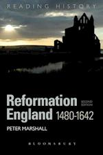 Reformation England 1480-1642