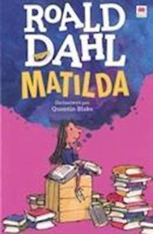 Bog, paperback Matilda af Roald Dahl
