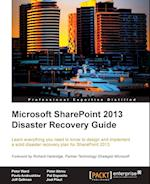 Microsoft Sharepoint 2013 Disaster Recovery