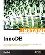 Instant InnoDB af Matt Reid