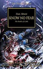 Know No Fear af Dan Abnett