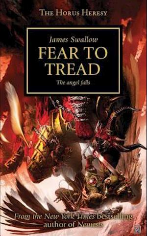 Bog, paperback Fear to Tread af James Swallow
