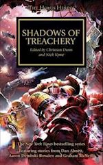 Shadows of Treachery af Christian Dunn