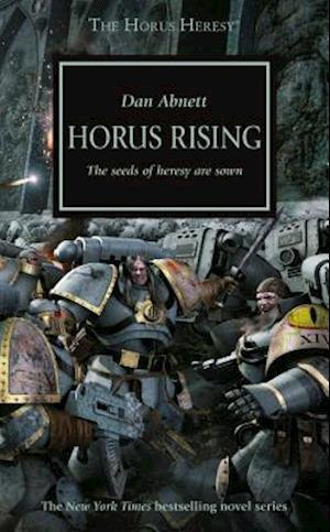 Bog, paperback Horus Rising af Dan Abnett