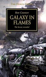 Horus Heresy - Galaxy in Flames af Ben Counter
