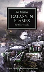 Galaxy in Flames af Ben Counter