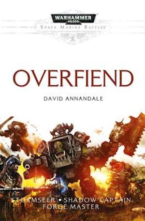 Bog, paperback Overfiend af David Annandale