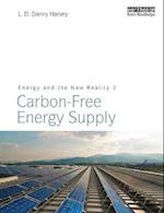 Energy and the New Reality