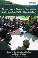 Post-Conflict Peacebuilding and Natural Resource Management (Peacebuilding and Natural Resources)