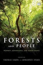 Forests and People af Thomas Sikor, Johannes Stahl