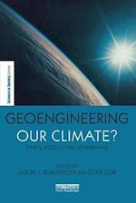 Geoengineering our Climate? (The Earthscan Science in Society Series)