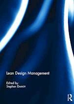 Lean Design Management (Architectural Engineering and Design Management)