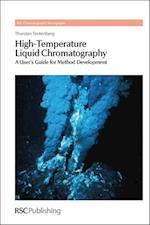 High-Temperature Liquid Chromatography (Rsc Chromatography Monographs, nr. 13)