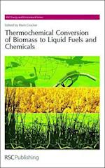 Thermochemical Conversion of Biomass to Liquid Fuels and Chemicals (RSC Energy and Environment Series, nr. 1)