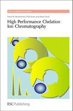High Performance Chelation Ion Chromatography (Rsc Chromatography Monographs, nr. 14)