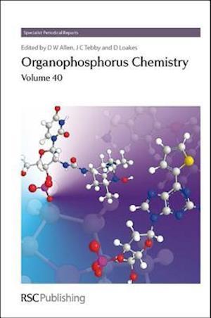 Organophosphorus Chemistry, Volume 40