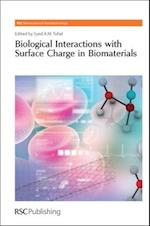 Biological Interactions with Surface Charge in Biomaterials (Rsc Nanoscience & Nanotechnology, nr. 21)