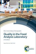 Quality in the Food Analysis Laboratory (Rsc Food Analysis Monographs)