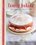 Family Baking af Sarah Randell