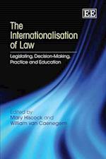 The Internationalisation of Law