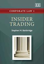 Insider Trading (Corporate Law Series, nr. 1)