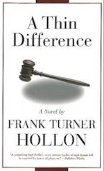 Thin Difference af Frank Turner Hollon