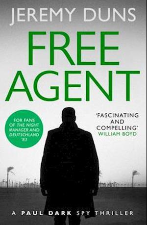 Bog, paperback Free Agent af Jeremy Duns
