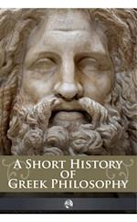 Short History of Greek Philosophy