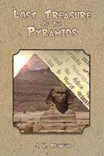 EgyptQuest - The Lost Treasure of The Pyramids (Adventure Game Books)