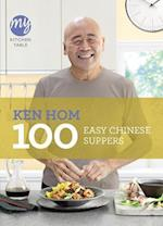 My Kitchen Table: 100 Easy Chinese Suppers af Ken Hom
