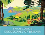 Brian Cook's Landscapes of Britain af Brian Cook