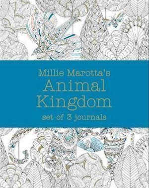 Millie Marotta's Animal Kingdom - journal set